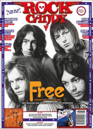 Dive into Issue 15 and enjoy our Free cover story exploring one of the greatest English rock bands of all time.
