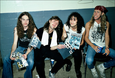 Metallica – 1986